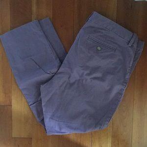 Purple Gap Aubrey Pants